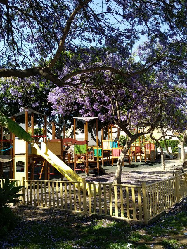 Parque vacío