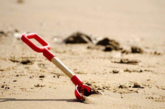 Pala playa