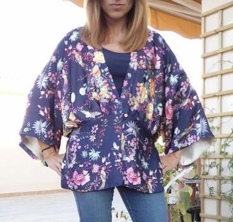 Kimono mangas