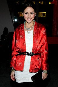 Kimono Olivia Palermo