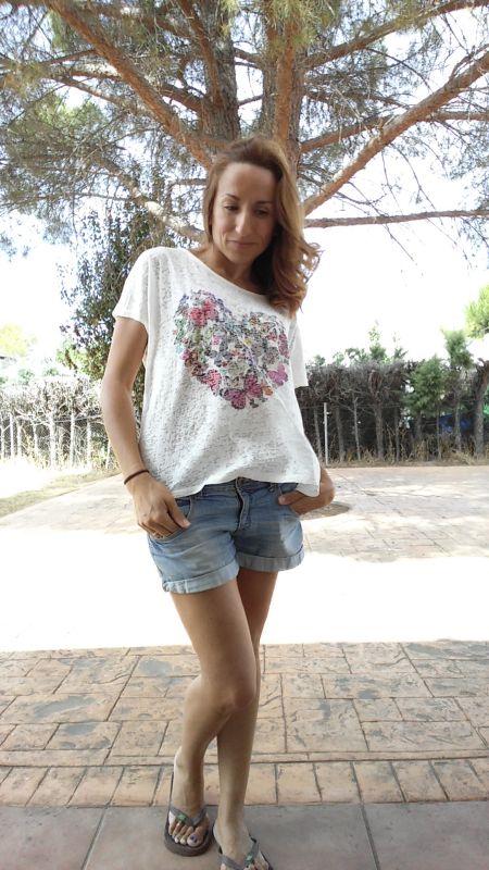 Camiseta mariposas PalomaTrends