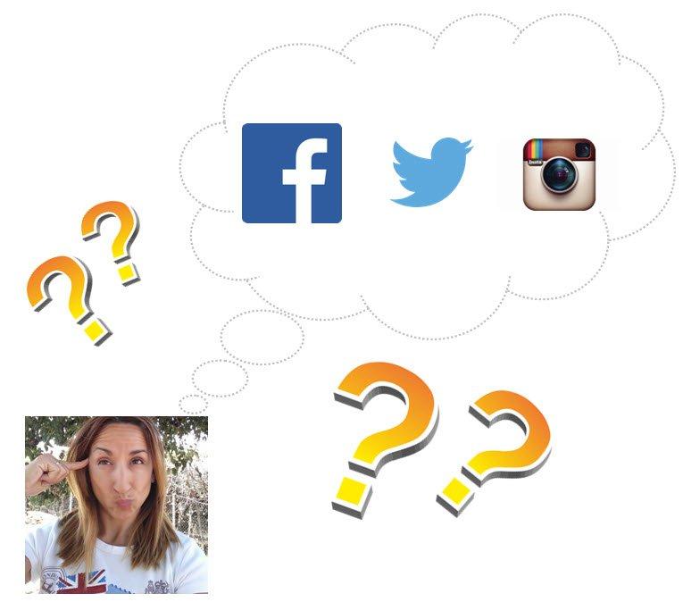 Redes sociales ayudan a mi blog Palomatrends