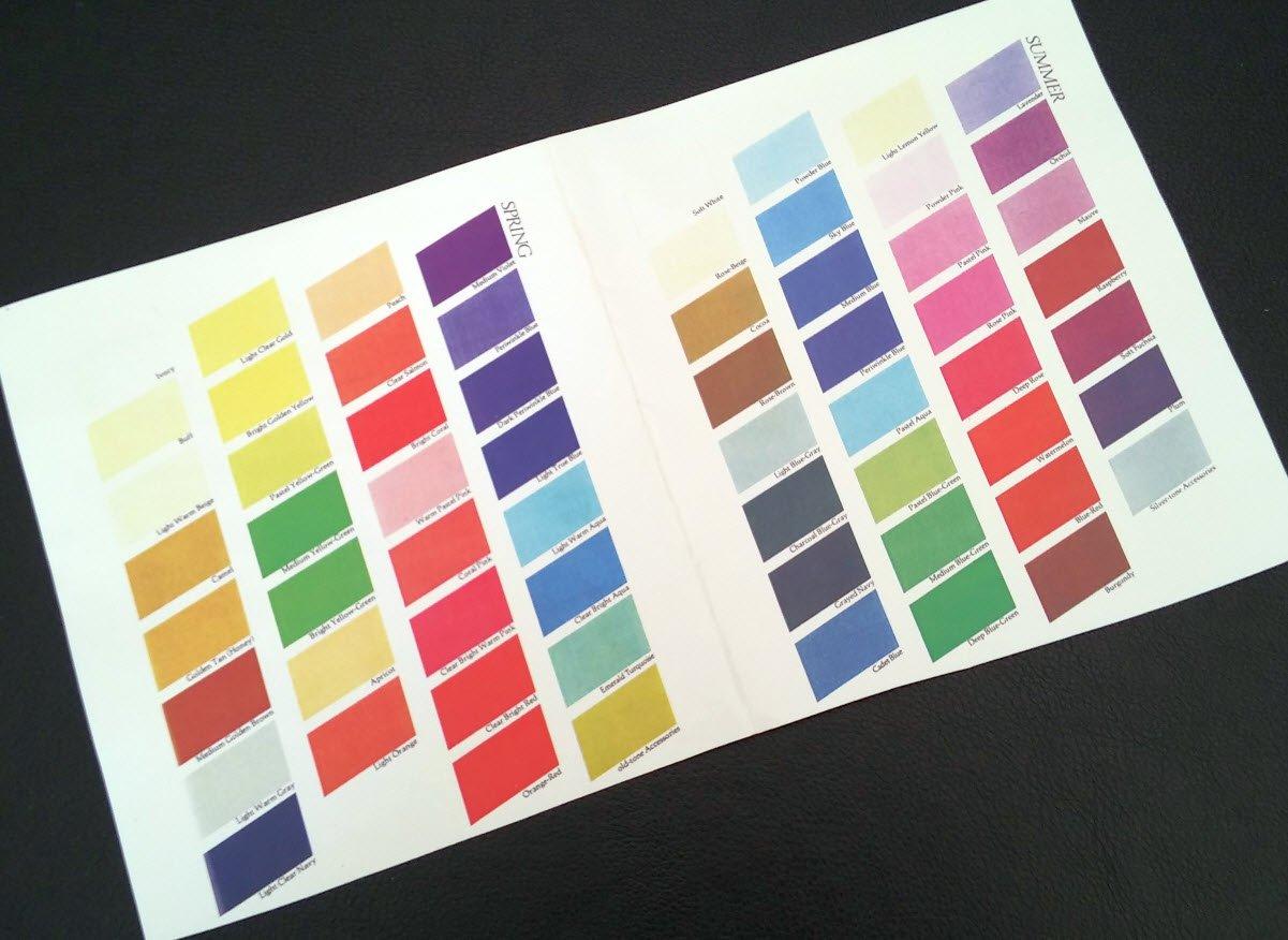 carta de colores PalomaTrends