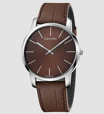 Reloj CK caballero
