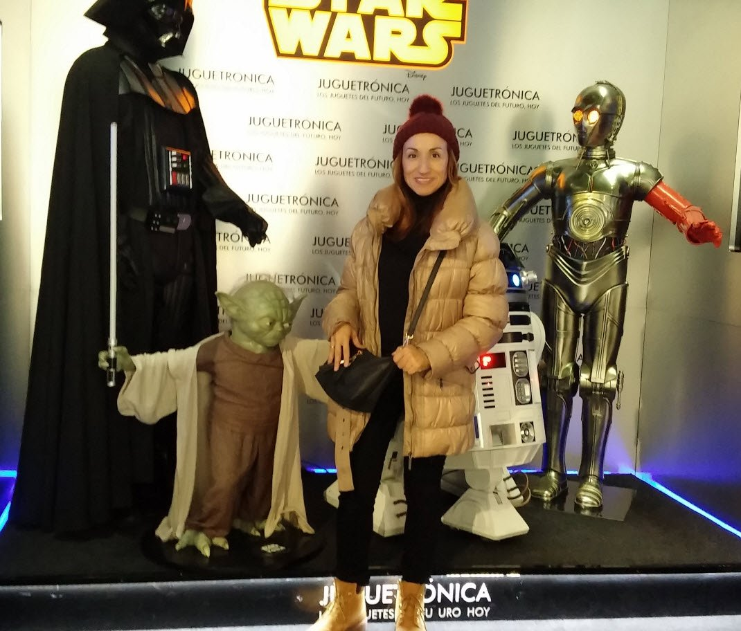 Star Wars PalomaTrends amigos