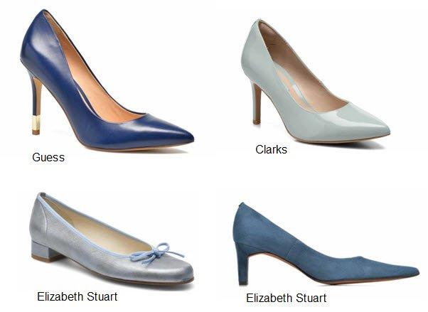 Zapatoz Sarenza azules