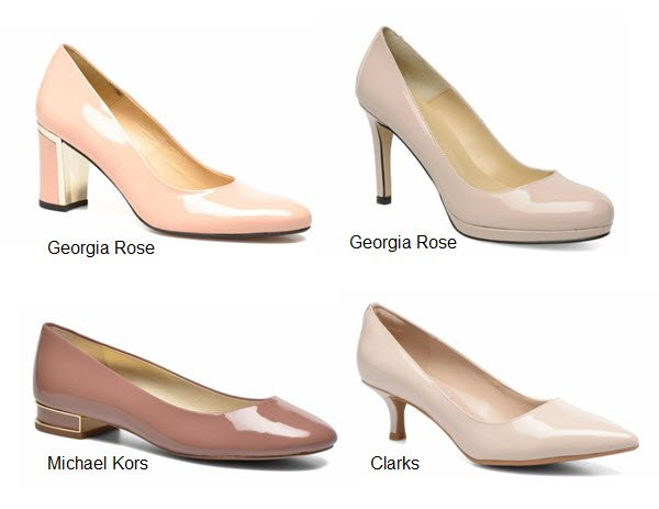 Zapatos Sarenza rosa